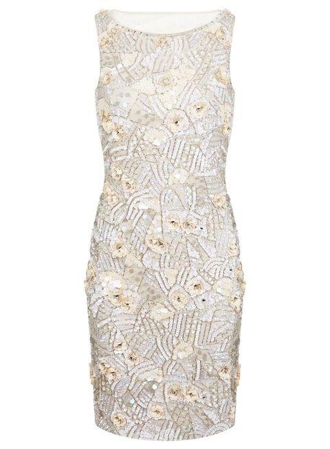 Miss Selfridge embellished dress