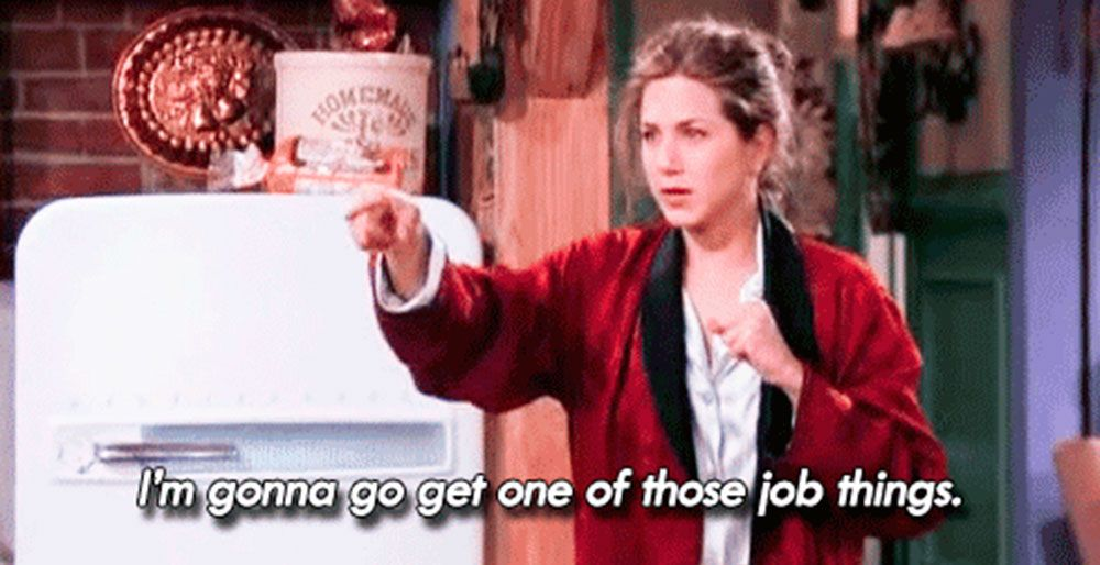 15 things that happen when you've been job hunting for WAY too long