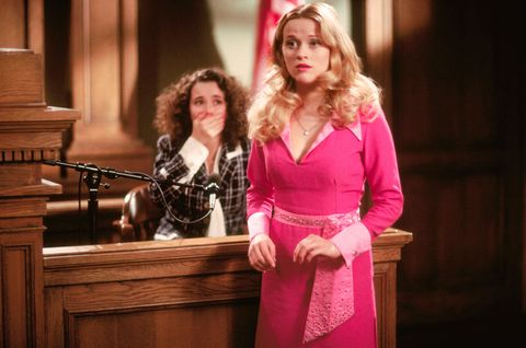 Things you should know before dating a lawyer- Legally Blonde