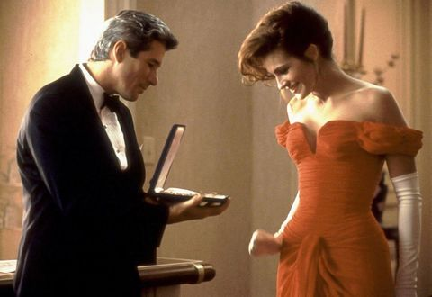 There was a Pretty Woman reunion and it was MAGICAL