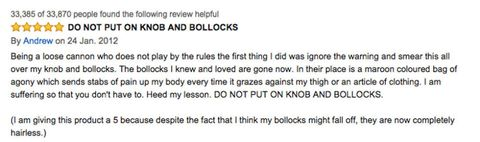 Here Are The Funniest Amazon Reviews