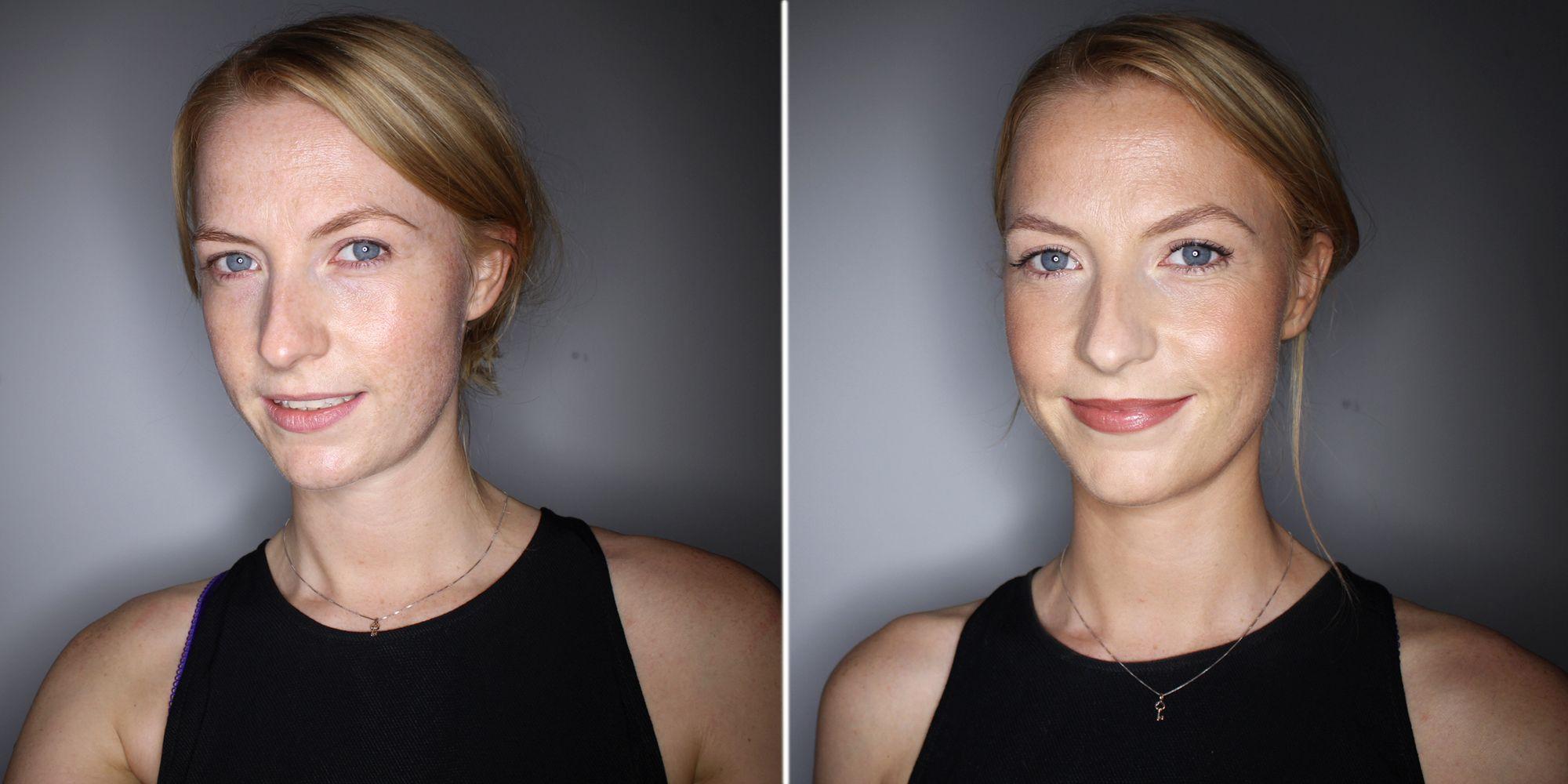 Makeup Tips For Freckles