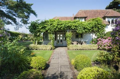 Ivy Roost Cottage New Forest Ninety Minutes Drive From London This Is The Chocolate Box Thatched Roof Of Your Dreams Five Bedrooms 12 Seater