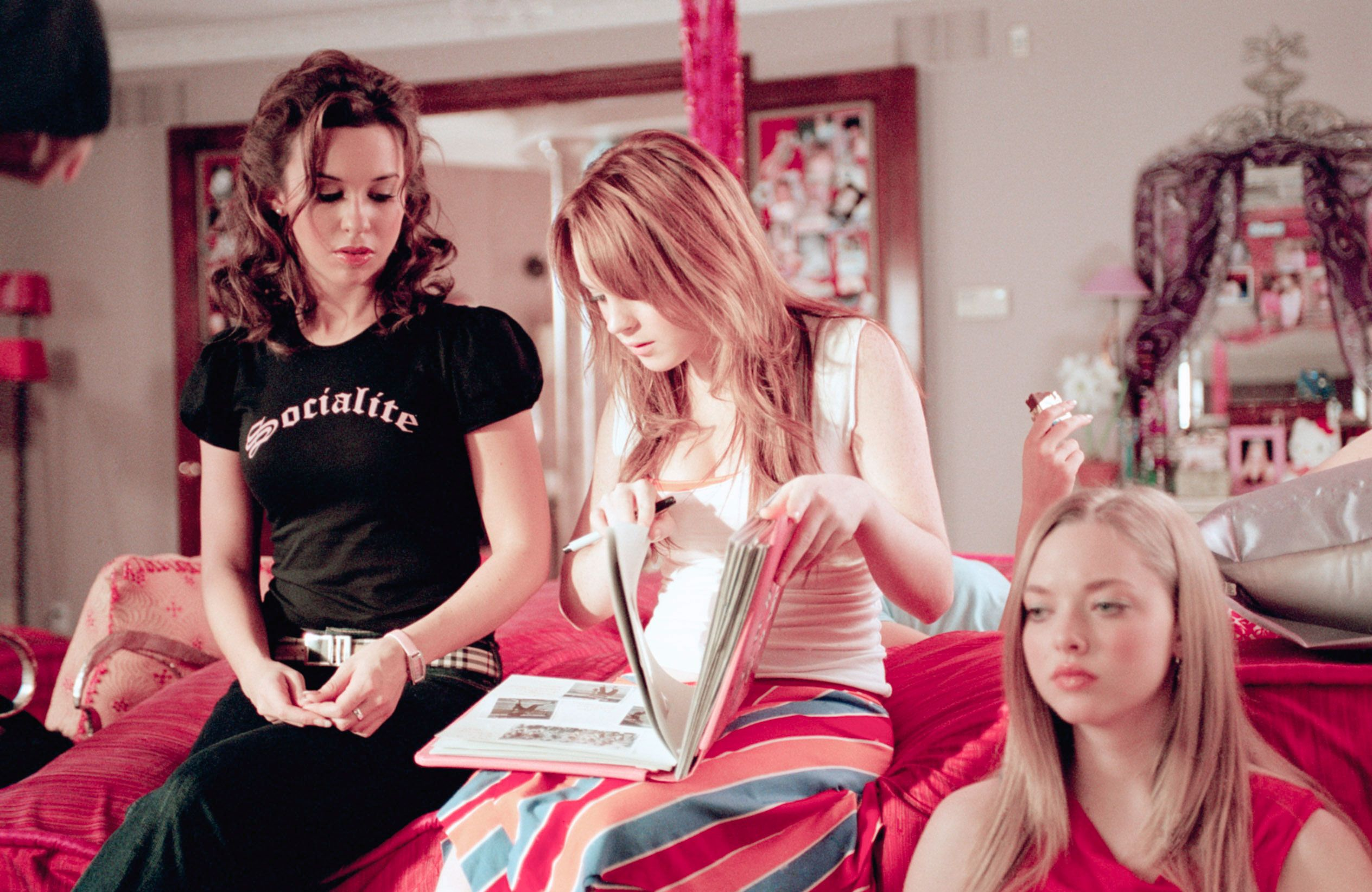 Mean Girls Burn Book Has Been Turned Into An App