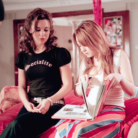 Mean Girls' 'Burn Book' has been turned into an   app