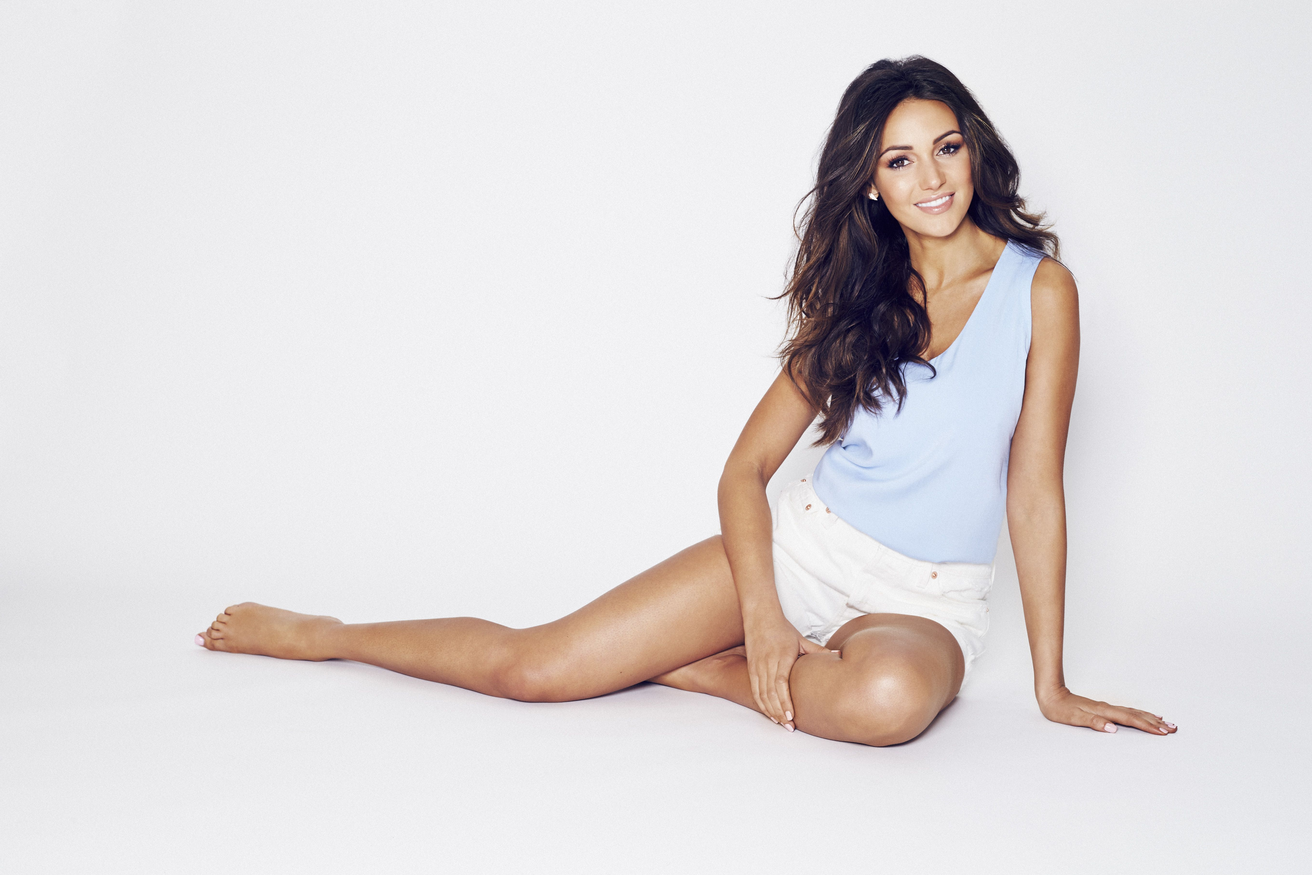 Michelle Keegan interview: her 8 beauty and body tips