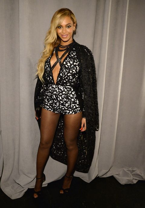 Beyonce at the Tidal launch party