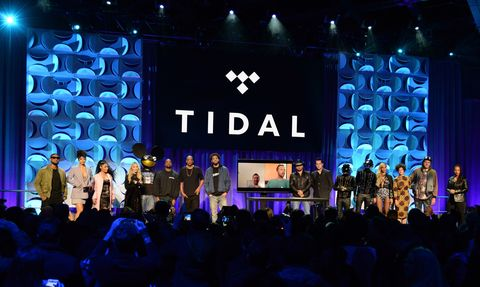 Jay Z announces plans to launch 'revolutionary' music streaming site Tidal