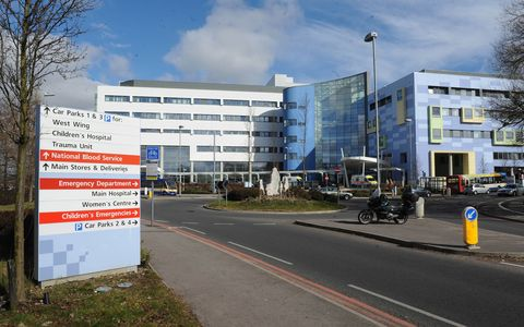 John Radcliffe Hospital in Oxford, where a man filmed himself raping unconscious patients in A & E