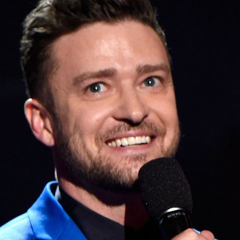 Justin Timberlake gave the CUTEST acceptance speech