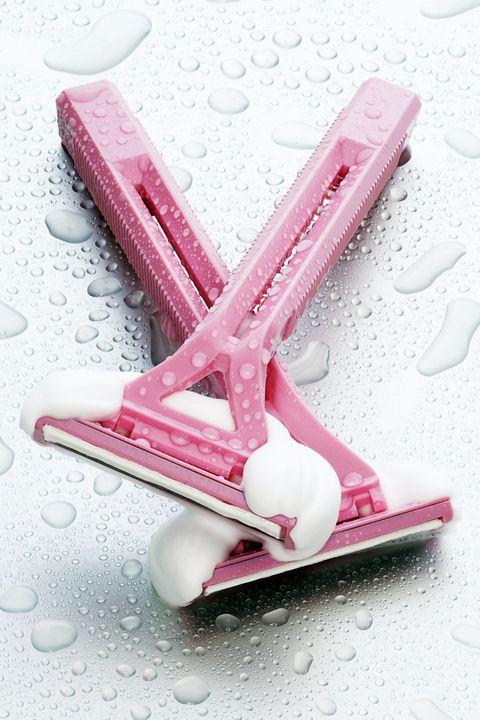 Wet razors - womens shaving razors