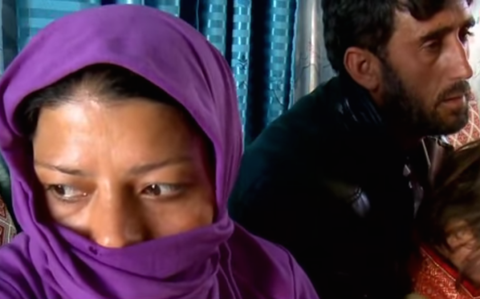 Girl forced to marry her rapist to avoid prison