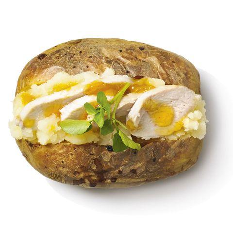 8 Healthy Jacket Potato Recipes Fillings