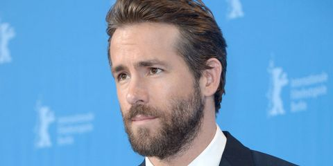 Ryan Reynolds was the victim of a hit and run this weekend