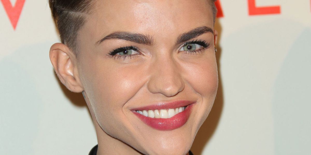 Ruby Rose Celebrity Hair Changes Really: Ruby Rose Talks About Her Hair Falling Out