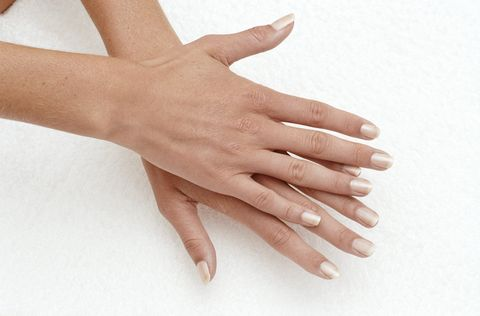 Superfoods for nails