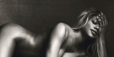 OITNB's Laverne Cox poses naked for stunning photos