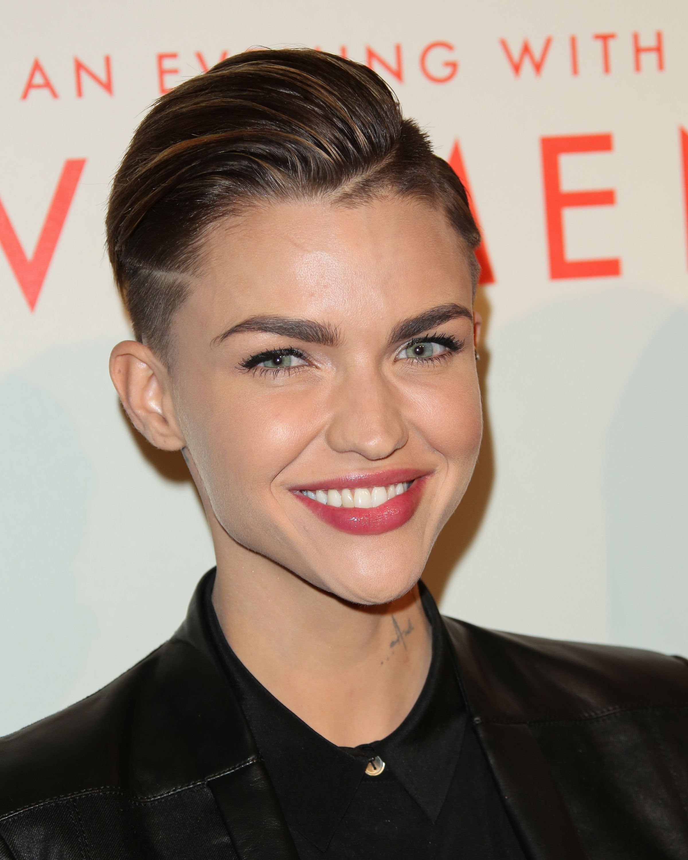 Ruby Rose Talks About Her Hair Falling Out