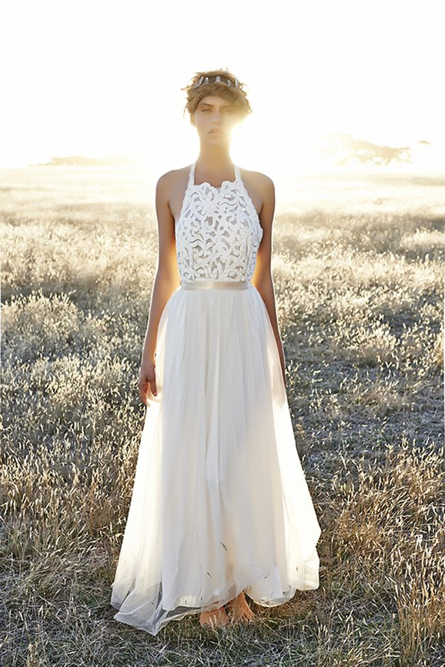 Beautiful Boho Wedding Dresses: Grace Loves Lace