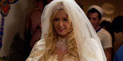 The Worst Wedding Dresses From Tv And Film In