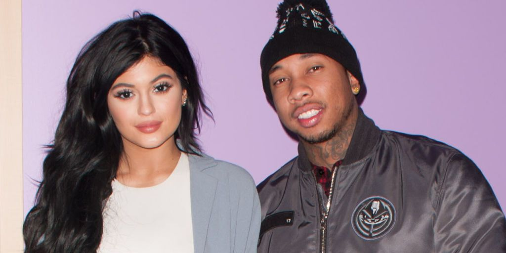 Did Tyga Get A Massive Tattoo On His Arm For Kylie Jenner