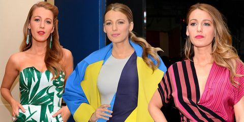 Blake Lively just wore 10 outfits in one day
