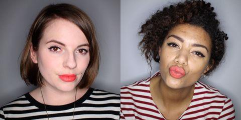 Coral lipstick ideas
