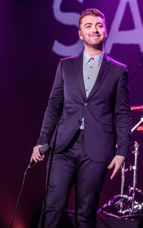 Sam Smith opens up about his struggles with weight and comfort eating