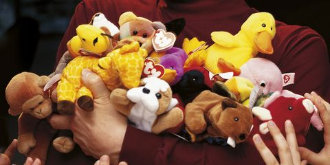 Your Beanie Baby stash could make you a MILLIONAIRE