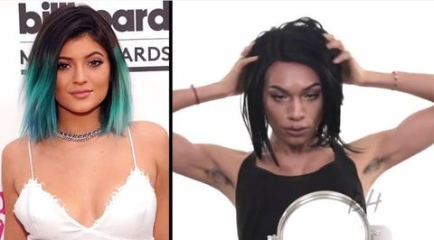 Male makeup artist transforms himself brilliantly into Kylie Jenner