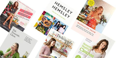 9 cookbooks every healthy girls should own