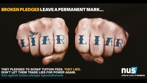 nus liar liar campaign