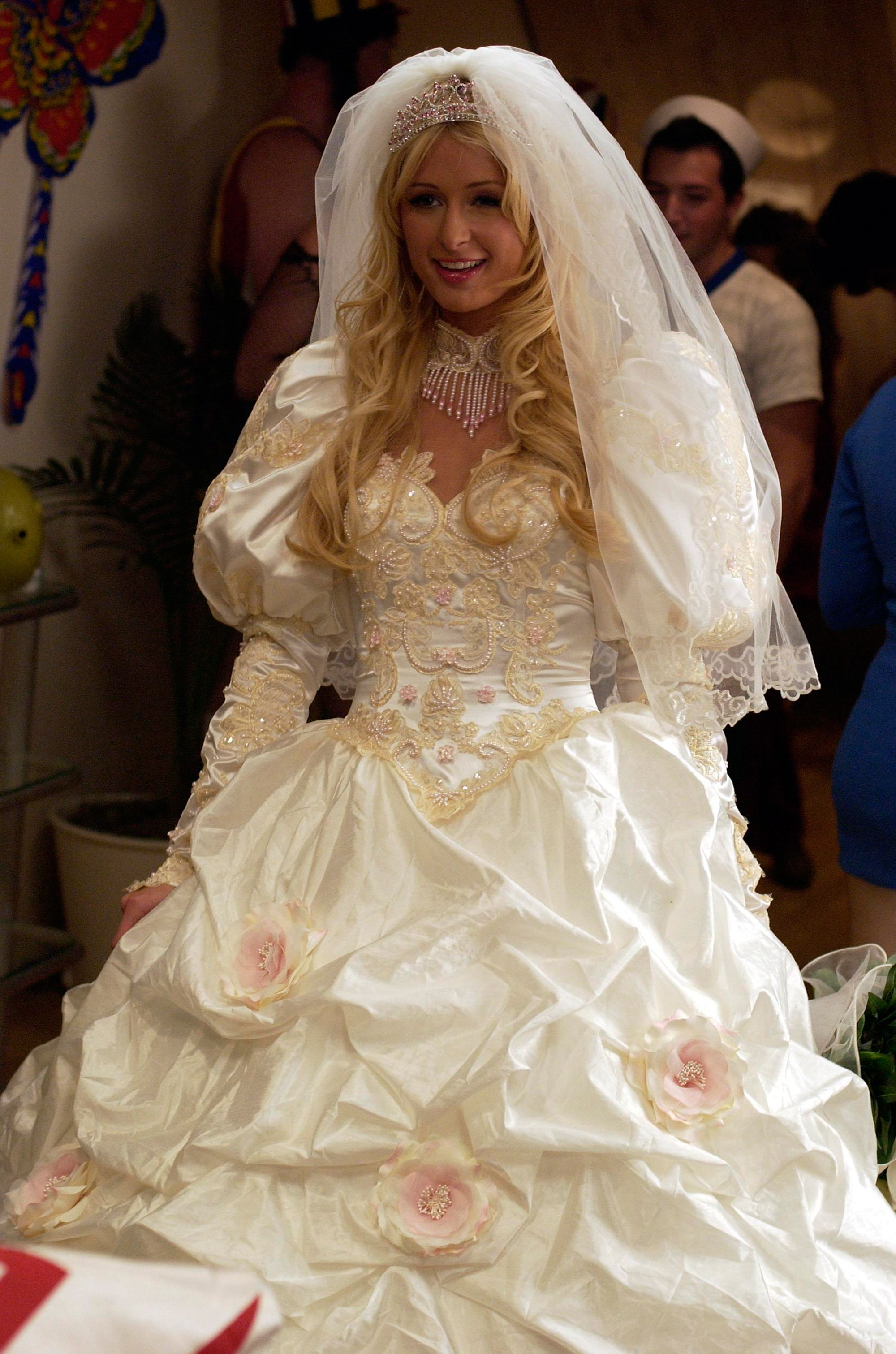 The Worst Wedding Dresses From TV And Films