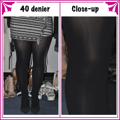 0208d9d1886c8 Black tights - we test the different denier tights