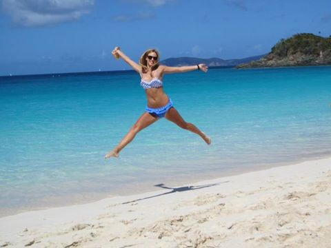 Noelle Hancock gave up her job and moved to an island. Sigh.