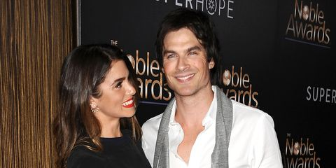 This snap from Nikki Reed and Ian Somerhalder's honeymoon will make you weep with joy