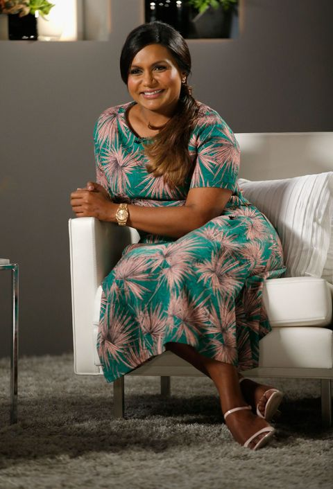 Mindy Kaling interviewed for Variety's Actors on Actors