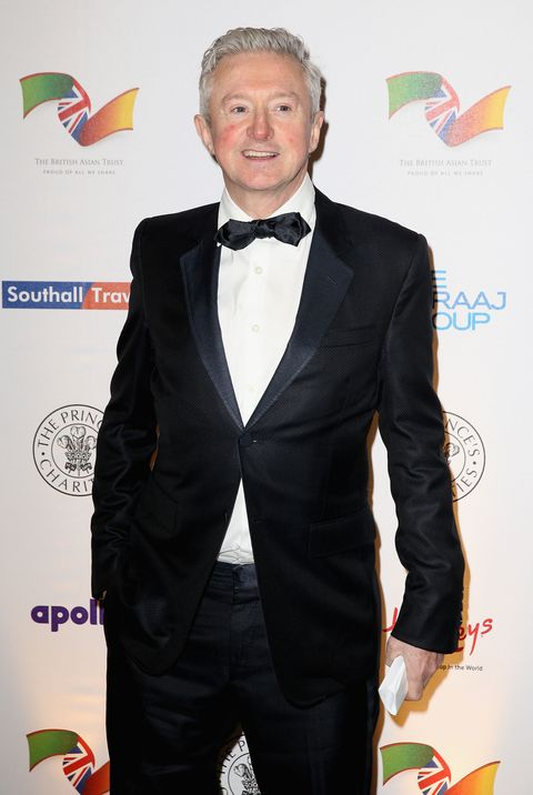 Louis Walsh is sacked from The X Factor