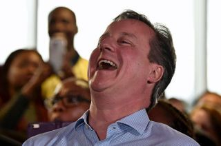 David Cameron is returning to Downing Street