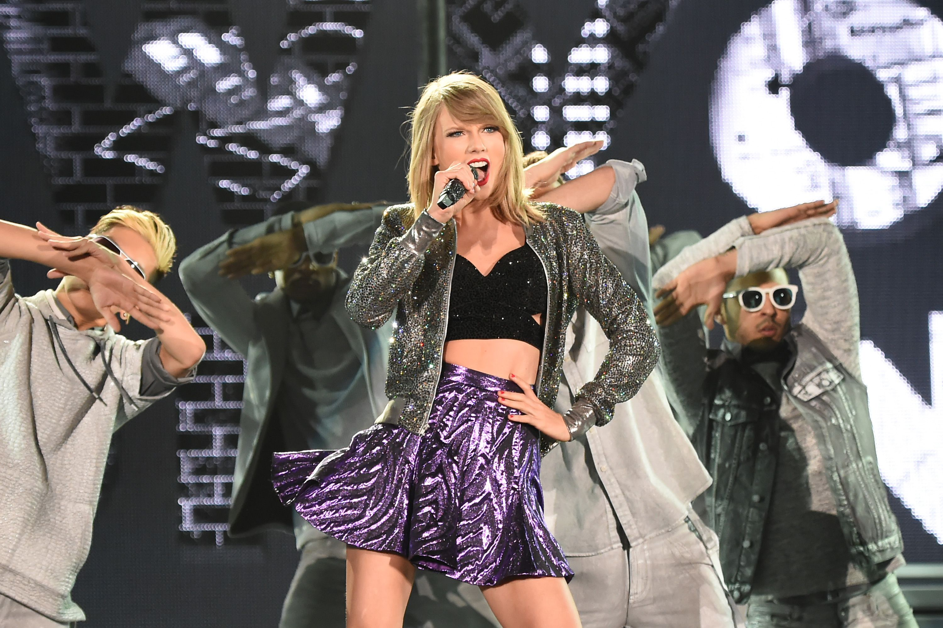 Taylor Swift Has Kicked Off Her 1989 World Tour In Tokyo