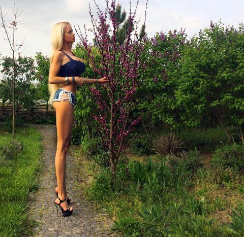 Human Barbie responds to body critics after controversial photos