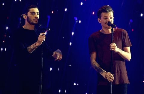 Louis Tomlinson speaks out about THAT very public feud with Zayn Malik