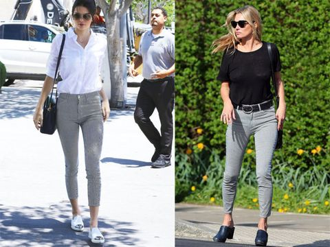 Kate and Kendall's favourite skinny jeans
