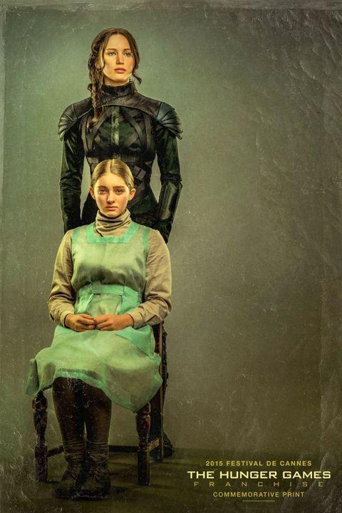 New Hunger Games: Mockingjay Part 2 poster