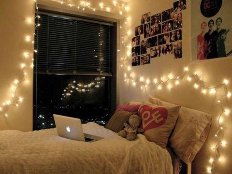 Fairy Lights Bedroom – clandestin.info