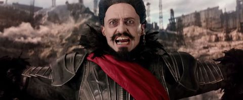Hugh Jackman is unrecognisable in the new Pan trailer