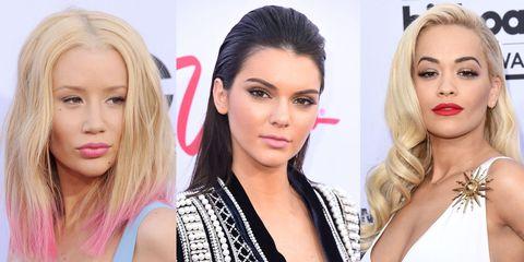 Billboard Music Awards 2015 beauty looks