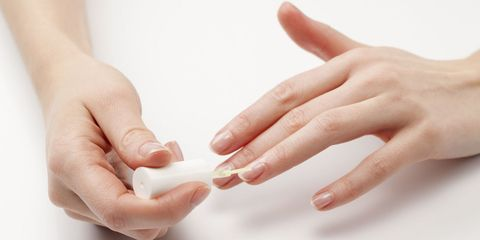 How to fix weak nails, slow growing nails, bendy nails and flaking nails