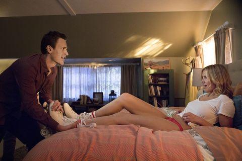 Sex Tape sex scene - Cameron Diaz and Jason Segal