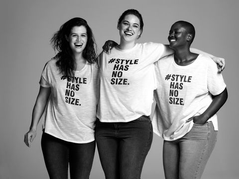 af08d9fc720 Plus size retailer Evans is launching a limited edition range of t-shirts  ...